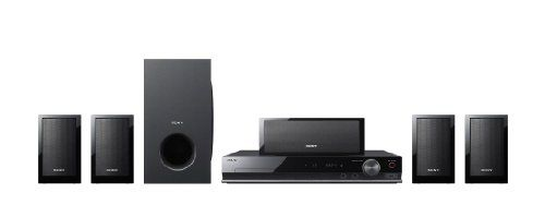 Sony DAV-DZ330 5.1 Heimkinosystem (USB, DivX, HDMI, 1000W) schwarz - http://entertainment7.de/heimkinosystem/sony-dav-dz330-5-1-heimkinosystem-usb-divx-hdmi-1000w-schwarz/