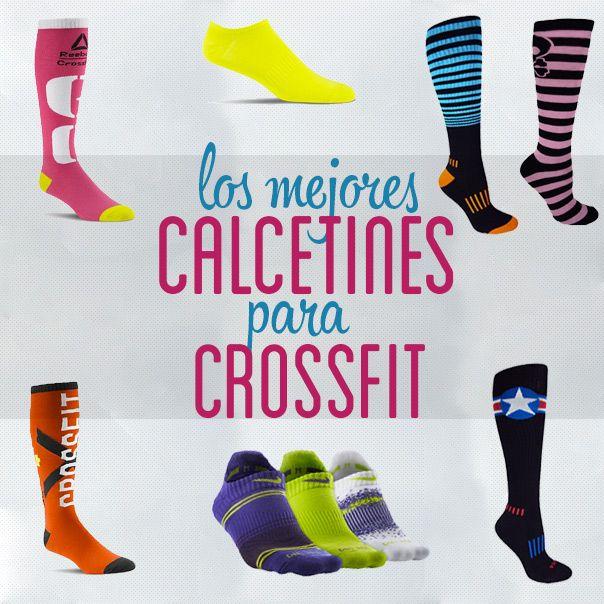 Las mejores calcetas para crossfit que mejoran tu for Entrenamiento gimnasio