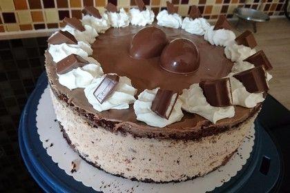 Kinderschokolade-Torte 29