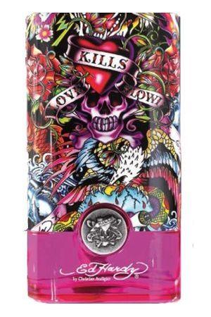 Ed Hardy Hearts & Daggers for Her Christian Audigier for women.  My 2nd favorite fragrance