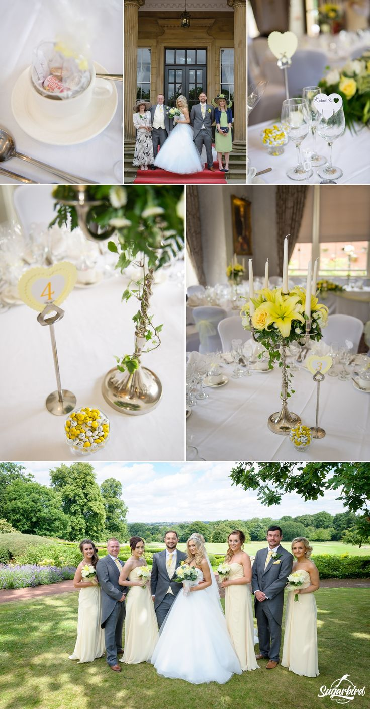 Oulton Hall Wedding Photography - Yorkshire