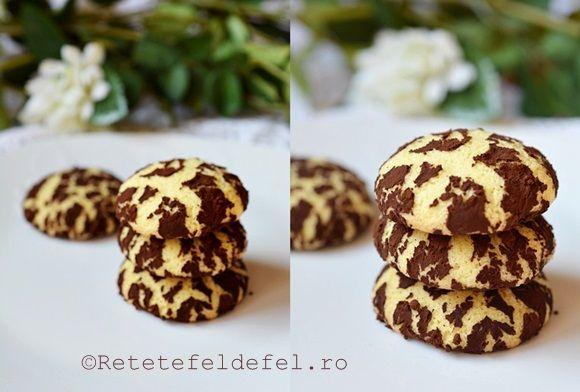 Pe platoul cu dulciuri pentru Craciun vor fi neaparat prezente si aceste fursecuri cu gris si cacao .Au un gust deosebit ,un aspect frumos si sunt sunt sigura ca-i vor placea mult mosului . …