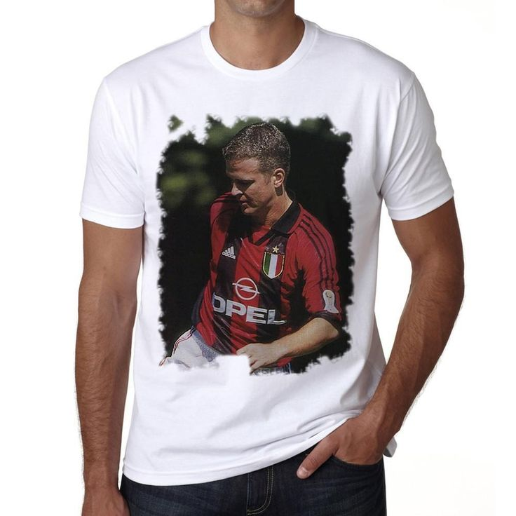 Oliver Bierhoff Men's T-shirt ONE IN THE CITY
