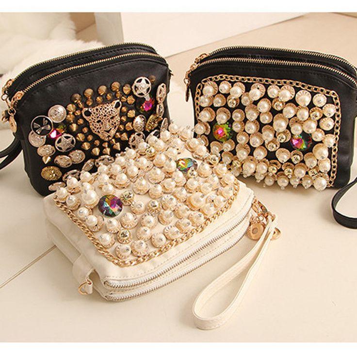 Перл мешок женщины сумку цепь щитка женщины сумки ночные clube-ду-порту клатч Bolsa Feminina девушки мода сумки FB130