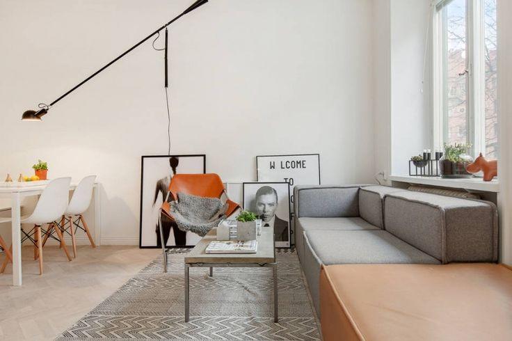 Casa: 38 metros cuadrados llenos de modernidad y glamour