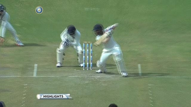 Missed out on the action from the 1st Session of the #DuleepTrophy match between India 'Red' vs India 'Blue' ? Catch the near misses, close calls and the good shots right here.