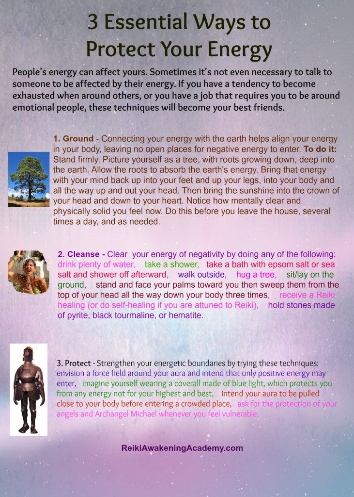 3 Essential Ways to Protect Your Energy big