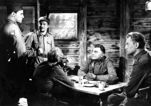 Tuntematon sotilas (1955)  Iltalehti.fi