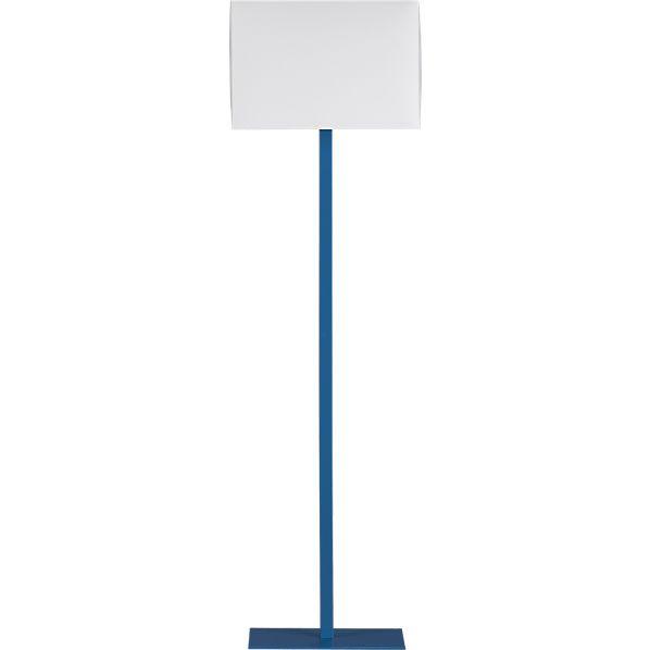 "LIVING ROOM John Peacock Floor Lamp $99.95, 14""W 8""D 57""H Shade 16W 12""D 11""H"