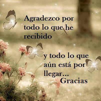 Dios Mio Te Doy Muchas Gracias Por Tener Vida Por Estar Con Mi