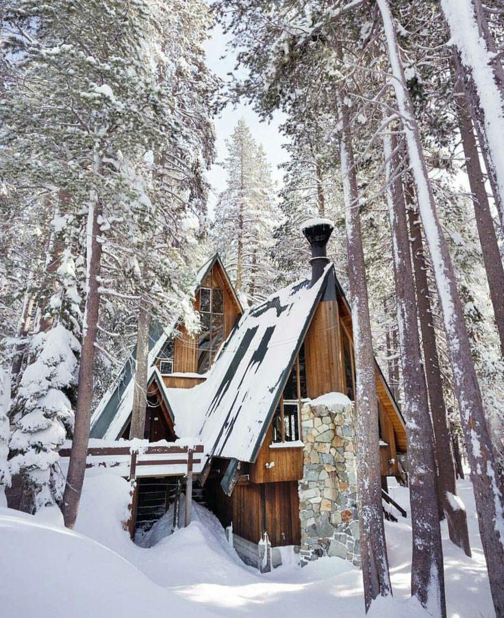 Danish Cabin.