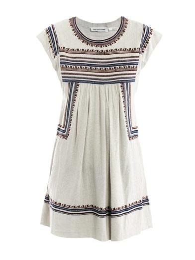 ISABEL MARANT ÉTOILE  Demma embroidered dress