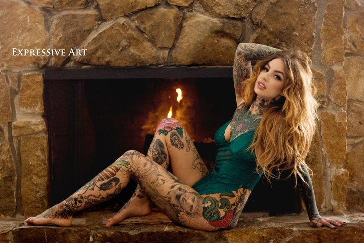 17 best little linda images on pinterest tattooed women for Little linda tattoo