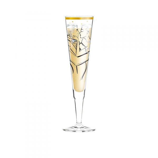 Ritzenhoff Champagneglas 208 via Marlie & Felice