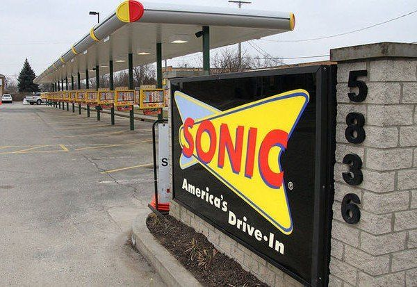 Fast Food Under 500: Sonic Drive-In