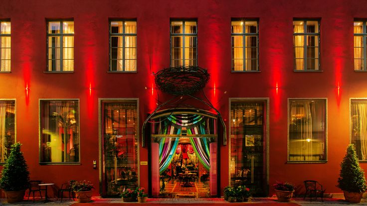 Göteborg – Hotel Dorsia