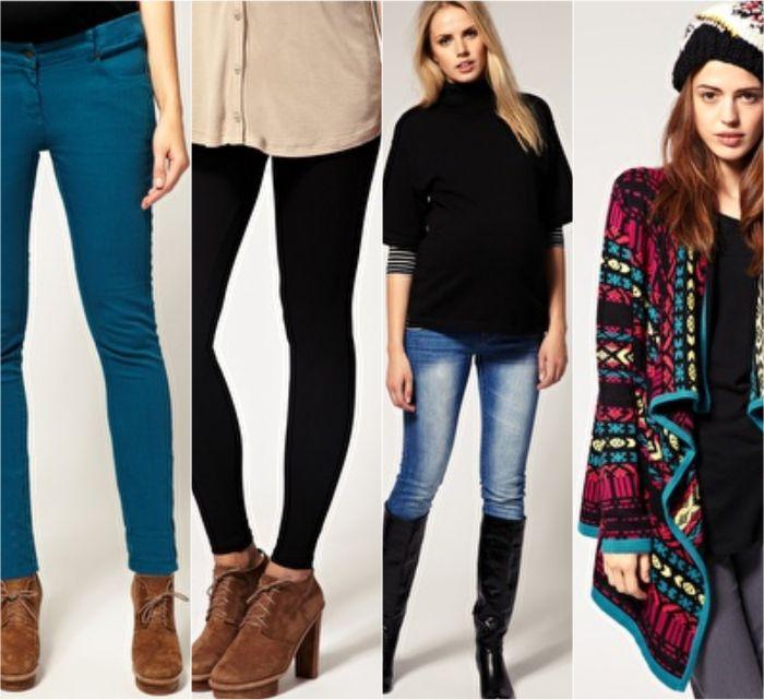 Beautiful Maternity Skinny Jeans