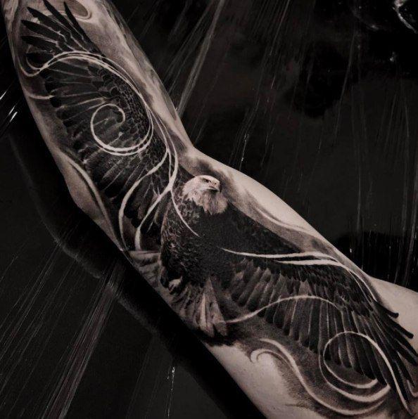 Анималистичные татуировки – 549 фотографий