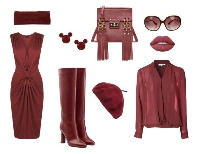 Модные цвета осень-зима 2016-2017: самые актуальные оттенки гардероба
