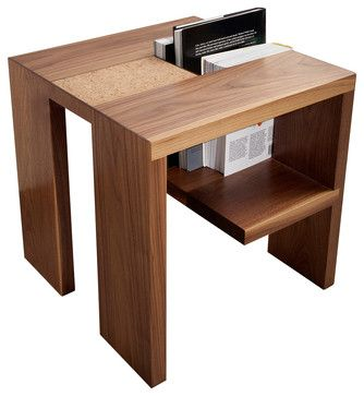 Charming CORK2 BookTable   Modern   Side Tables And End Tables   DuBois Collection