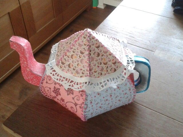 Teapot (Surprise for Sinterklaas 2013)