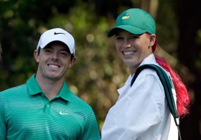 Rory McIlroy's Gallery of Girlfriends (Real and Rumored): Wozzilroy