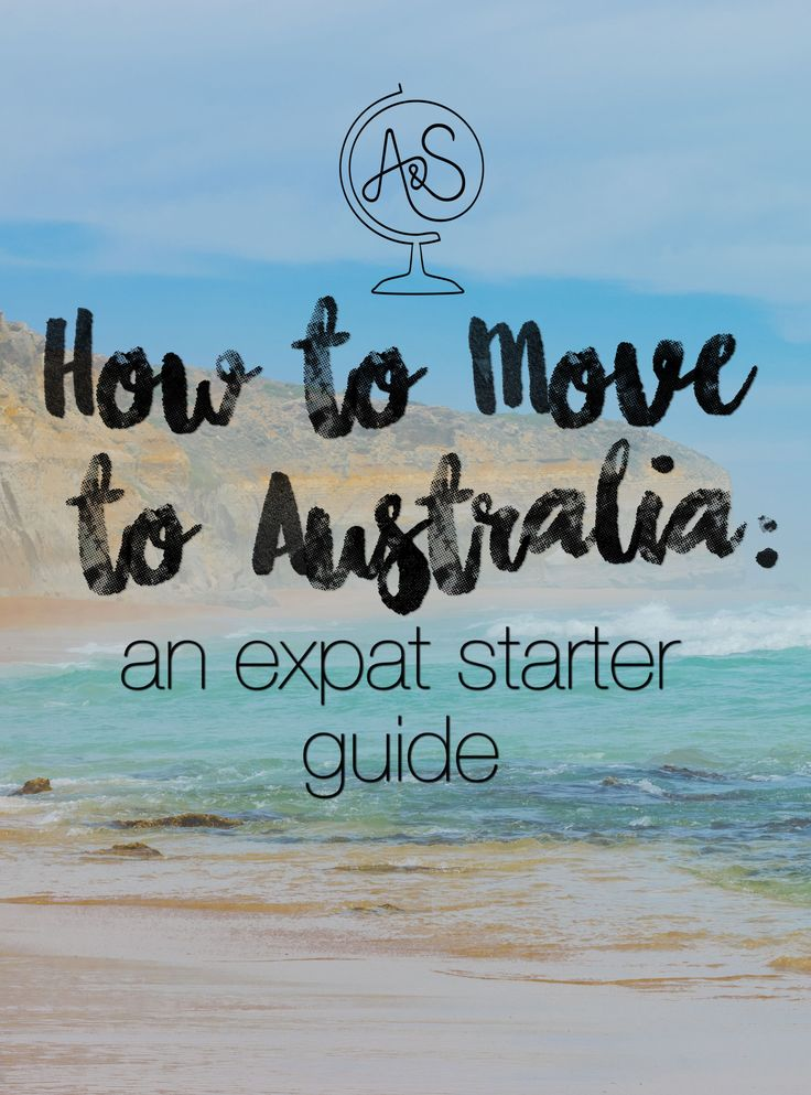 I have compiled together a 10 step plan for moving to Australia, complete with EVERYTHING I wish I had known before I came over here, research from my zillions of google searches and questions I asked anyone I knew, and tips for job and apartment hunting. And of course there's some little humor thrown in here and there, compete with a lil guide to Aussie slang and some other important things you must know before you come here (ex. drive-thru bottle shops and sexy accents). Enjoy :)