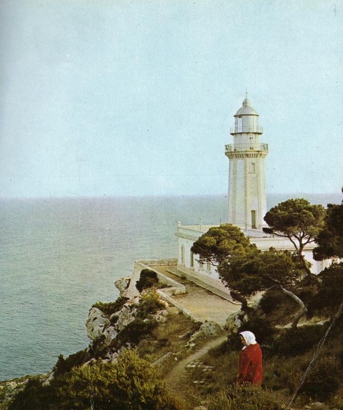 Cap de la Nau 1964. Xàbia