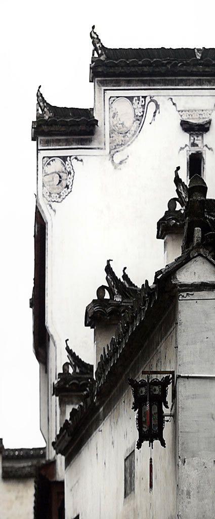 ❧妖司魊瀙—百里桃夭采集到半城柳色半声笛(340图)_花瓣摄影