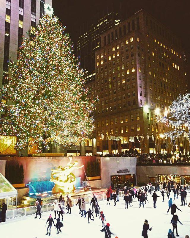 Rockefeller Center Christmas Tree Lighting Performers: Die Besten 25+ Rockefeller Center Ideen Auf Pinterest