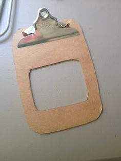 Clipboard hack - Cap hoop for 5 x 7 single needle embroidery machine.