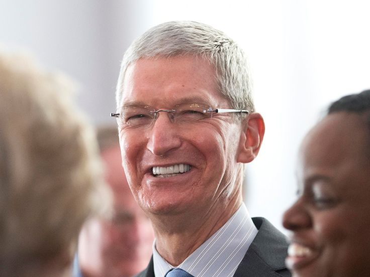 Tim Cook cashed in $36 million in Apple stock Apple stock - tim cook resume