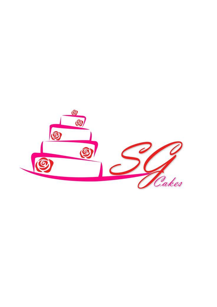 logo for sg cakes