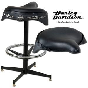 Harley Davidson 174 Solo Saddle Seat Bar Stool Hdl 12113