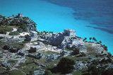 Tulum: Mayan Archaeological Site: Tulum