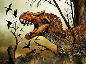 La sonrisa asesina del Tyrannosaurus rex... no todos tenían los dientes igual de afilados.