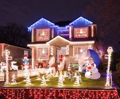 Some families have holiday traditions that go back generations.  Other families don't really have any traditions at all.  Regardless of which camp you fall into, why not create a few new holiday traditions this Christmas season?  Traditions give everyone something special to look forward to year after year.