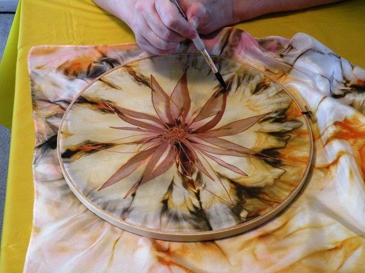 Start and Develop a Silk-Art Business