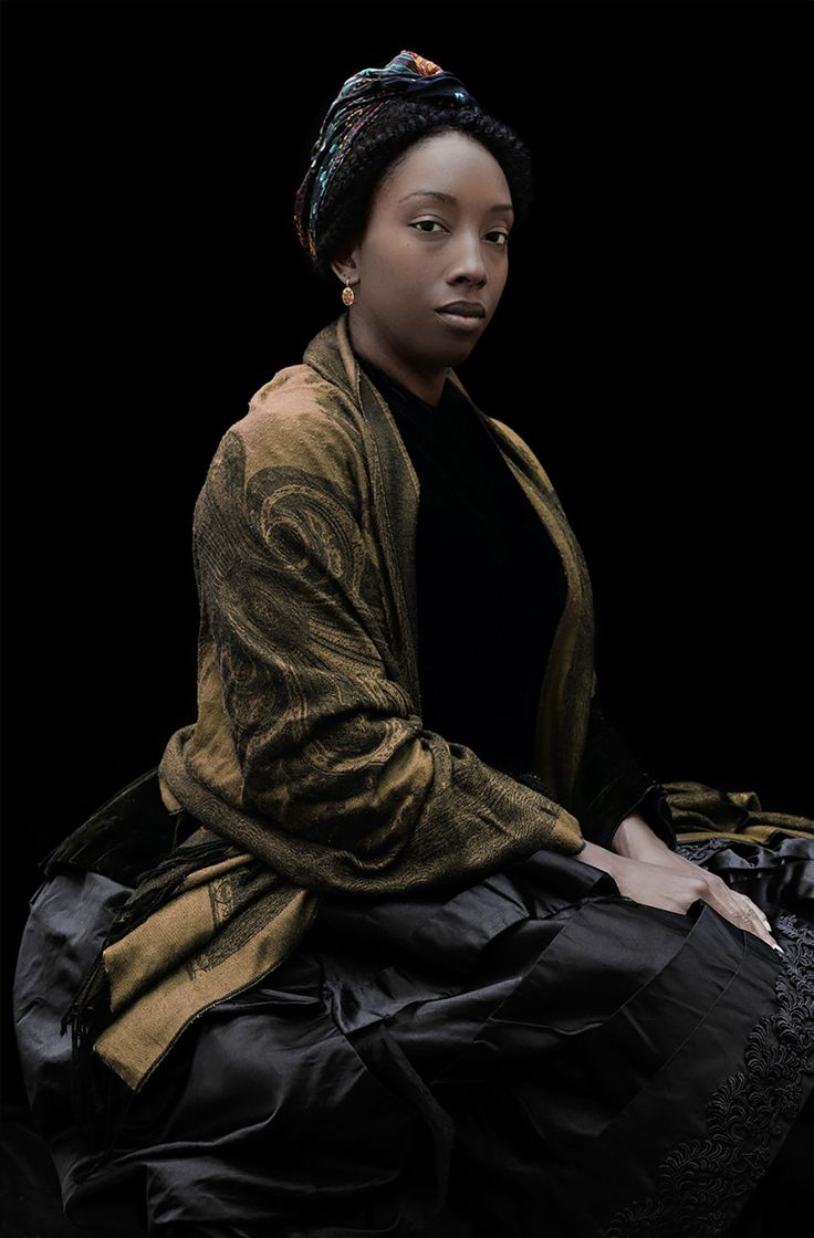 "Inspired by family portraits, Ayana Jackson set out to ""fight photography with photography"" and honor the lives of middle-class African-American women of a century ago."