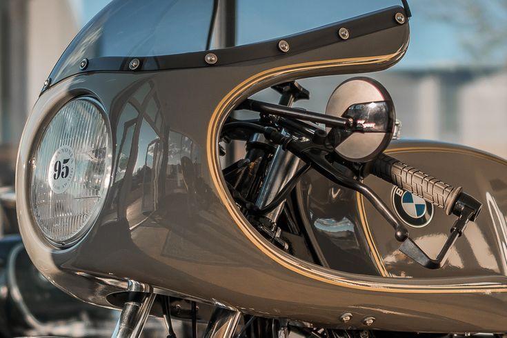 The Classic Racer - NCT BMW R100 RS via returnofthecaferacers.com