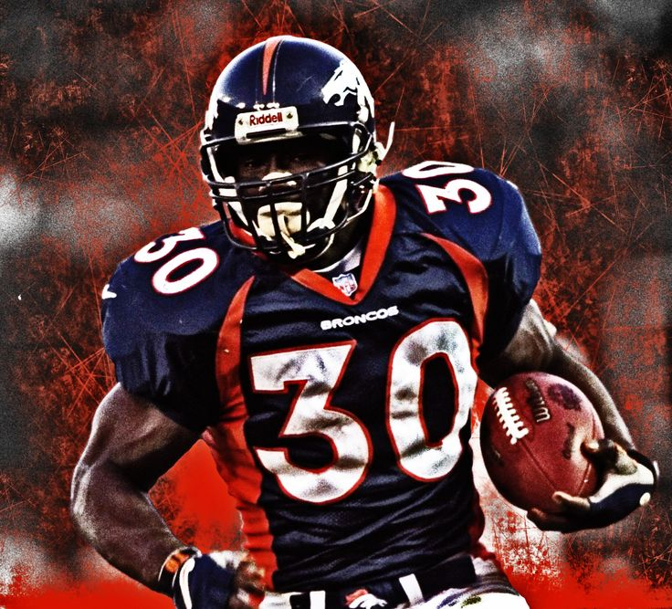 1995. 6th Rd. #196 overall. Terrell Davis. In 1998, Davis rushed for 2,008 yards becoming a member of the 2000 rushing yards club, then the third highest rushing total in history. This performance earned him league MVP honors, his third straight AFC rushing title, his first NFL rushing title, and his second time being named NFL Offensive Player of the Year by the Associated Press. #MileHighSalute.