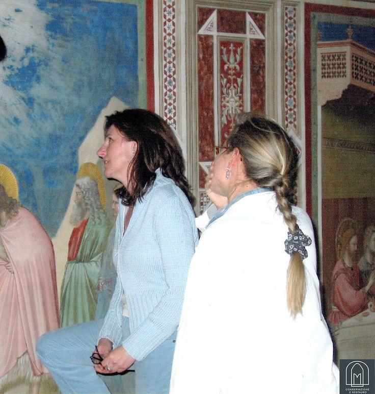 Il restauro della Cappella degli Scrovegni-Conservazione e Restauro snc Gianluigi Colalucci e Daniela Bartoletti
