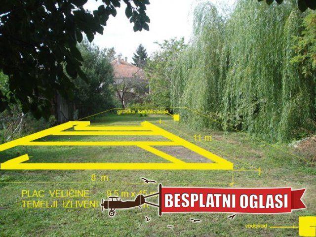 PLAC U CENTRU KIKINDE - Besplatni mali oglasi, Besplatni Oglasi Beograd, Besplatni Oglasi Novi Sad, Besplatni Oglasi, Oglasi Besplatni