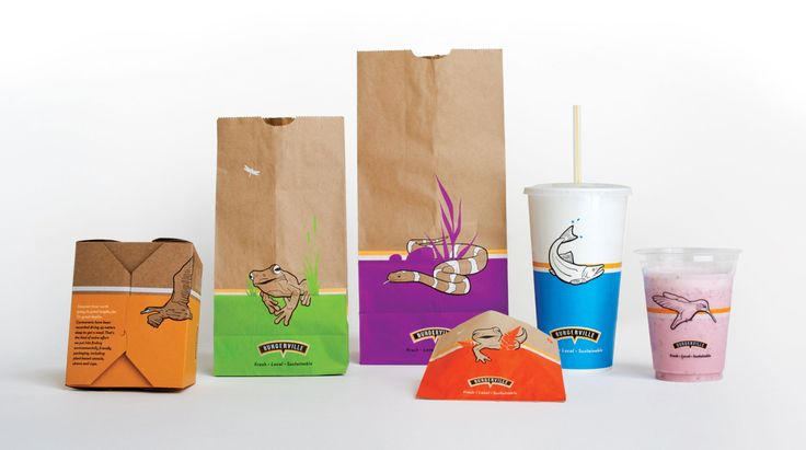 Burgerville | Brigade // Creative. Design. Branding.Brigade // Creative. Design. Branding.