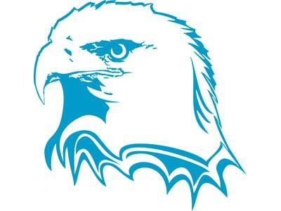 Wake Tech eagle logo :: WRAL.com