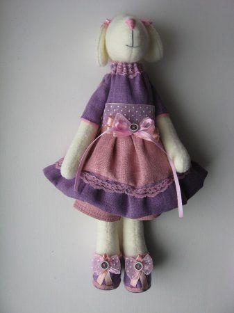 14 best Tilda Dolls images on Pinterest   Hase, Braunes kleid und ...