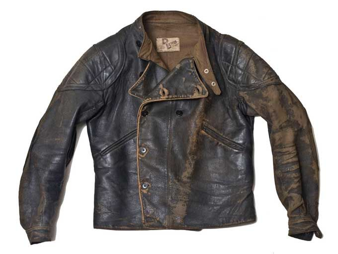 1940's Universal Racer Jacket [I got chills! And theyre multiplying~]