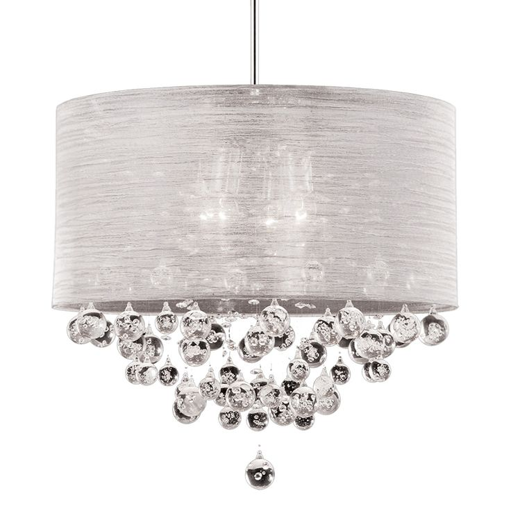 17 Best ideas about Drum Shade Chandelier – Chandelier Glass Balls