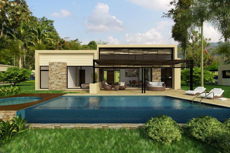 Casas sencillas de campo buscar con google modelos de for Modelos de casas sencillas