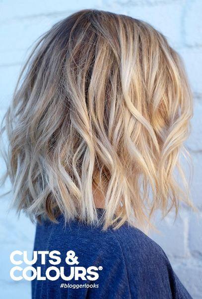 Blond | halflang haar | CUTS & COLOURS